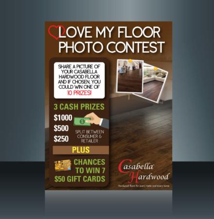 Casabella Hardwood Promotion Brochure