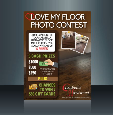 Contest Brochure