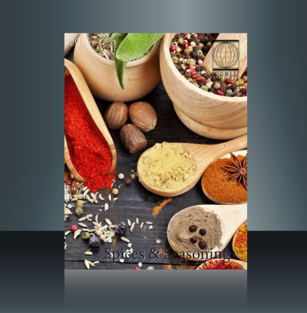 Spices Brochure 2015